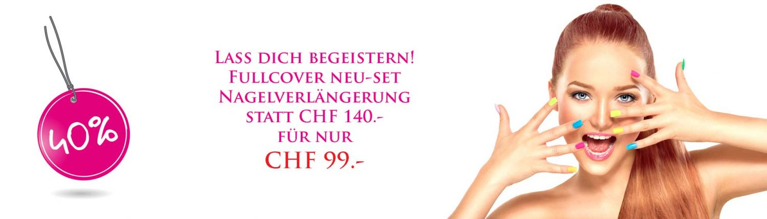 Manicure & Pedicure Spa Behandlung im Beauty Salon in Winterthur - NAAVA